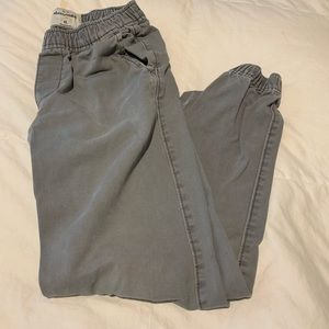 Abercrombie Distressed Joggers